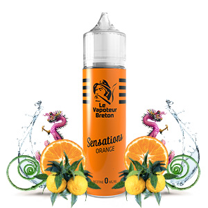Mix'V'Vap orange 50ml 0 mgLVB