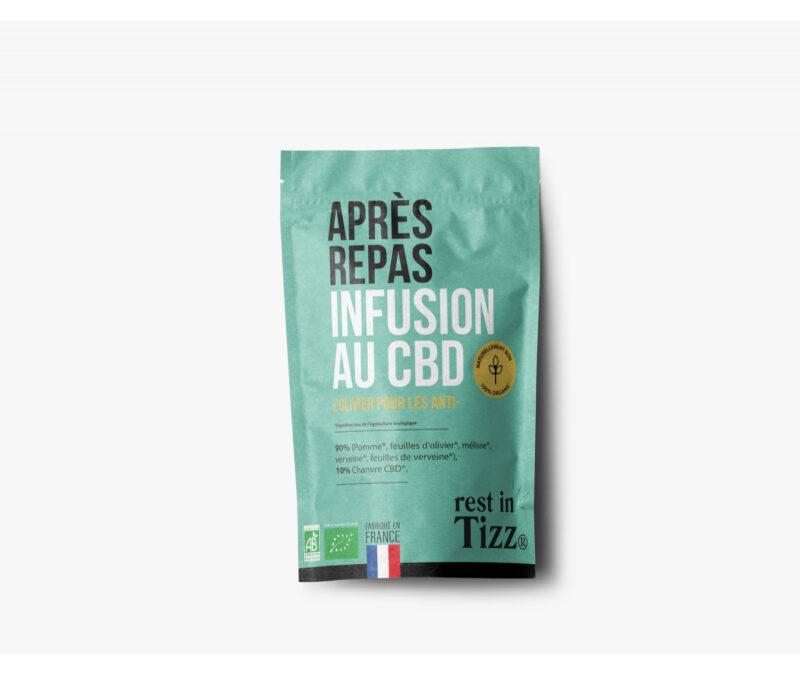 APRÈS REPAS INFUSION AU CBD